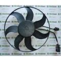 1K0959455DT Вентилятор радиатора 300W 360mm SKODA OCTAVIA A5
