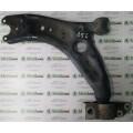 1K0407151BC Рычаг передний подвески нижний левый литой OCTAVIA A5 SUPERB