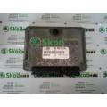 06A906018GA Блок управления двигателя 1.8t AGU Bosch 0261206519