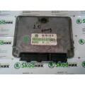06A906018GR Блок управления двигателя Bosch 0261206923 Skoda Octavia Tour APK AQY
