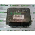 06A906019F Блок управления двигателя Skoda Octavia Tour 1,6 AKL Siemens 5WP4325 03