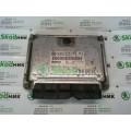 06A906032HJ Блок управления двигателя Bosch 0261207436