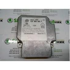 1C0909605F Блок управления подушек безопасности