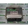 3B1907401B Блок управления двигателя Bosch 0281010447