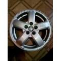 1U0601025H Диск колесный легкосплавный  Skoda Octavia Tour