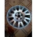 3U0601025B Диски колесные легкосплавные к-кт Skoda Superb