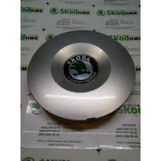 3U0601149B Колпак заглушка легкосплавного диска Skoda Superb