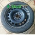 Стальные штампованные диски MITSUBISHI Colt CZ3 CZT R15 4х114.3 6J x 15 H2 ET46, MR 9614 11/12