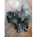 КПП код EHA Skoda Octavia RS 1.8T