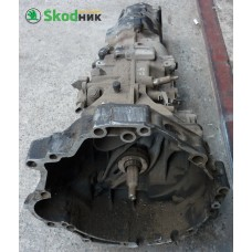 Коробка передач 6-МКПП ZWN 4motion 2.5TDI