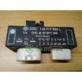1J0919506L Блок управления вентилятором системы охлаждения