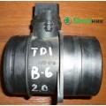 074906461B  Расходомер воздуха PASSAT B6 2.0TDI
