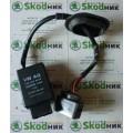 1K0906093E Модуль (блок) управления топливного насоса SKODA A5 2.0 TFSI