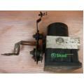 1K0614517AC Блок ABS OCTAVIA A5 1.8TSI 1K0614518 DE