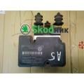 1K0907379AK Блок ABS+Насос 1К0614117С OCTAVIA А5