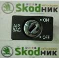 1K0919237A Выключатель передней пассажирской подушки безопасности OCTAVIA A5