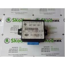 4Z7907357 Блок управления регулировки фар Superb Passat B5